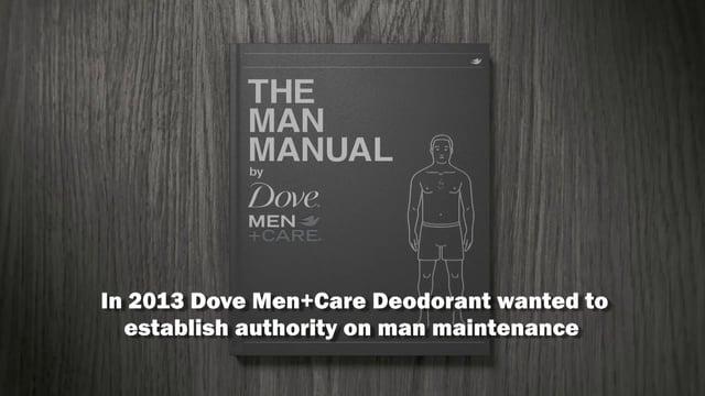 DoveMenCare Deodorant