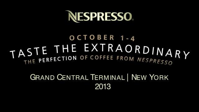 Nespresso GrandCentral